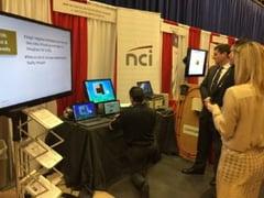 NCI booth